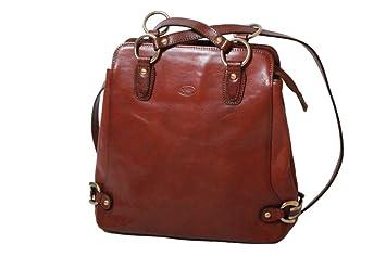 a87924c54d Sac shopping/Sac à dos Katana en cuir de Vachette collet K 82612 ...