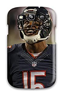 Awesome ImnfxOS4079fUNix HeatherAPhillips Defender Tpu Hard Case Cover For Galaxy S3- Chicagoears M