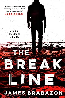 Book Cover: The Break Line