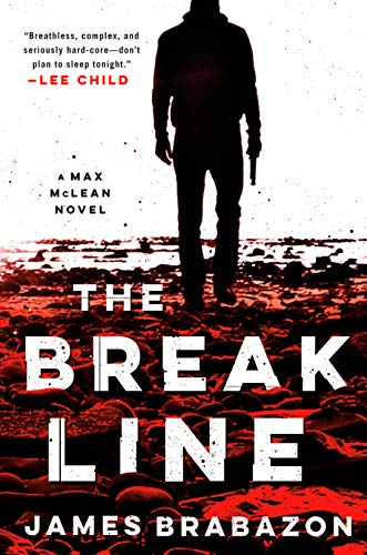 The Break Line (Max McLean Book 1)