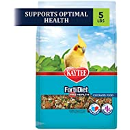 Kaytee Forti-Diet Pro Health Cockatiel Food 5lb