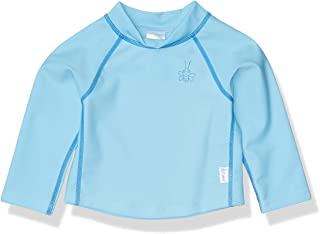product image for City Threads Baby Rash Guard in Long and Short Sleeves with SPF50+ Made in USA