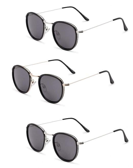 "186b4f7ae73c 3 Pair of the""The Esteemed"" Reading Sunglasses - Non Bifocal,  Full Lens"