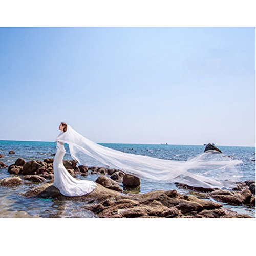 Bridal Veil Wedding Bridal Veils Soft Tulle Veil for Brides Veils whit Comb