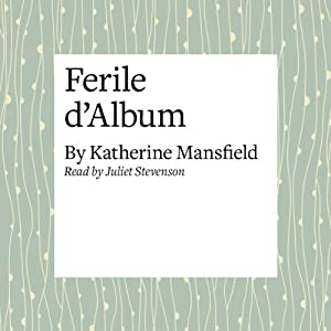 Feuille d'Album Audiobook