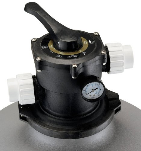 Zodiac SFTM-MPV Complete Multiport Valve with Clamp Replacement Assembly for Zodiac Jandy SFTM Series Sand Filters