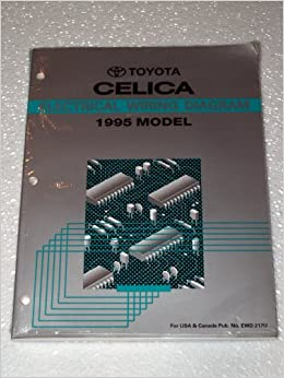 1995 toyota celica electrical wiring diagram: toyota motor corporation:  amazon com: books