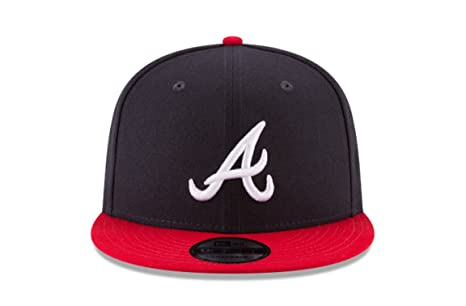 hot sale online 2c475 30d5f Image Unavailable. Image not available for. Color  New Era 950 Atlanta  Braves ...