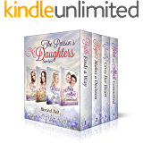 The Parson's Daughters Boxed Set: Sweet and Clean Christian Romance - 4 Book Bundle