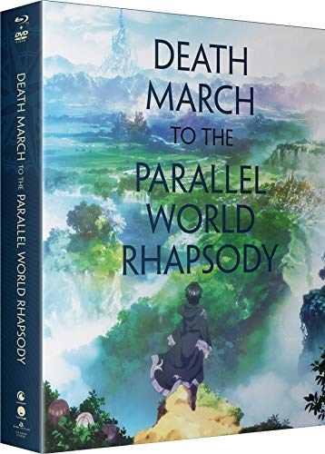 Death March to the Parallel World Rhapsody: The Complete Series [Blu-ray] ()