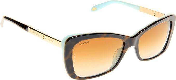 Tiffany & Co. Gafas de Sol TF4075B HAVANA/BLUE POLAR BROWN ...