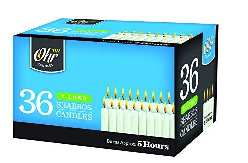 slow burning candle sticks - 3