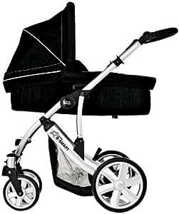 Britax B-Smart - Cochecito De Bebé 4 Con Capazoneon Black