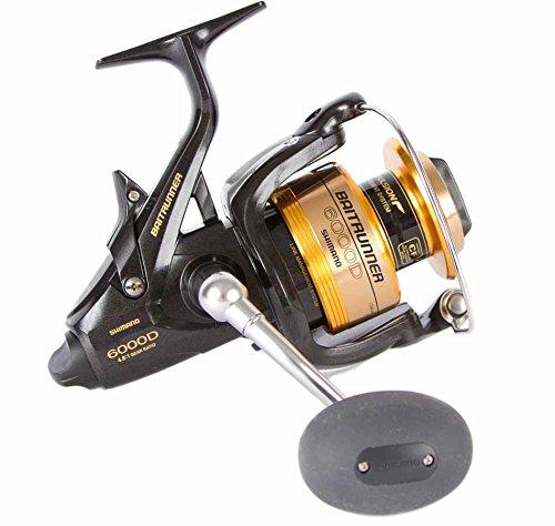Shimano baitrunner 6000 D, baitrunner fishing reel BTR6000D