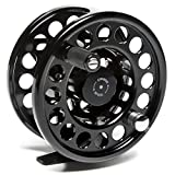 Loop Evotec Lightweight Fly Reel BLACK 6-8 LEFT