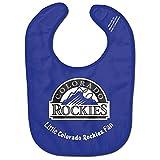 MLB Colorado Rockies WCRA0116414 All Pro Baby Bib