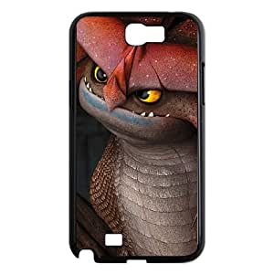 How to Train Your Dragon Samsung Note 2 N7100 Phone Case White Black Christmas Gifts&Gift Attractive Phone Case HLS5W0122979