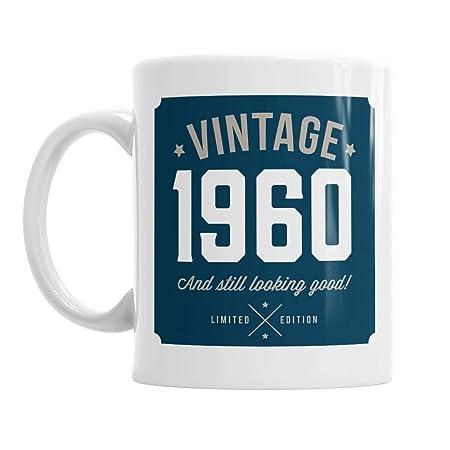 Mainly Mugs Principalmente Tazas DE 60 cumpleaños, 60 ...