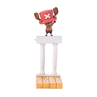 Banpresto One Piece 6.7-Inch Chopper Figure, Dramatic Showcase 1st Season Volume 1: Toys & Games