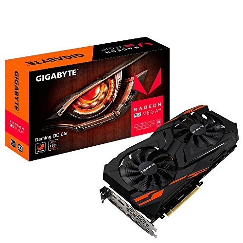 Build My PC, PC Builder, Gigabyte GV-RXVEGA64GAMING OC-8GD