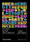 Arcade Game Typography: The Art of Pixel Type