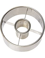 Ateco 3-1/2-Inch Stainless Steel Doughnut Cutter