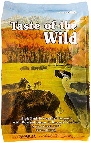 Taste Of The Wild Dry Dog Food Hi Prairie Formula
