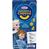 spongebob mac and cheese - Kraft Macaroni and Cheese Dinner, Disney Movie Shapes, 5.5 Ounce (Pack of 12 Boxes)