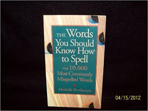 Amazon The Words You Should Know How To Spell The 10000 Most