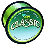 Platypus Classic (Green) – World's Best Fishing Line Since 1898! (500m spool / 546 yards, 6 lb) Review