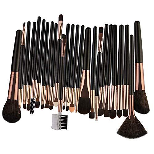 VEFSU 25pcs Cosmetic Eye Makeup Brushes Set Kit