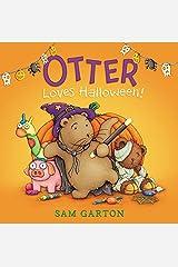 Otter Loves Halloween! Hardcover