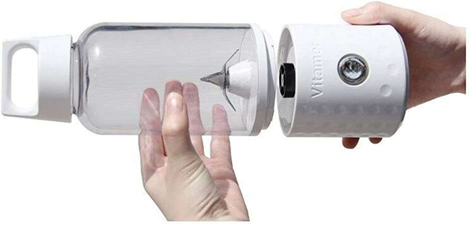 LI_HUA Juicer Cup Mini Blender Portable Fruit Juice Mixer Personal ...