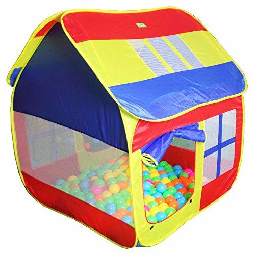 ZHUDJ Kinder- Zelt, T Super Grosses Haus, Kinder- Zelt, Game House, 1,26 Im Freien Zimmer, Blase