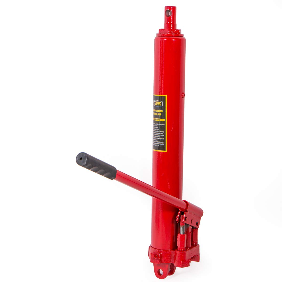 Stark 8-Ton Double Cherry Picker Pump Long Hydraulic Ram Jack Engine Lift Hoist Manual w/Handle by Stark USA