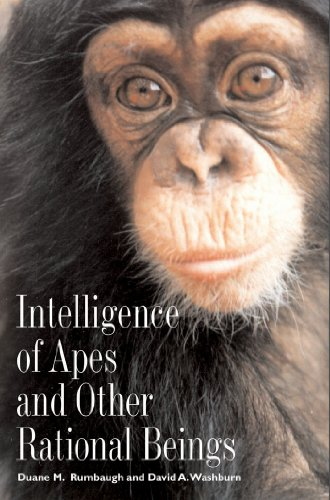Intelligence of Apes and Other Rational Beings (Current Perspectives in Psychology) Pdf