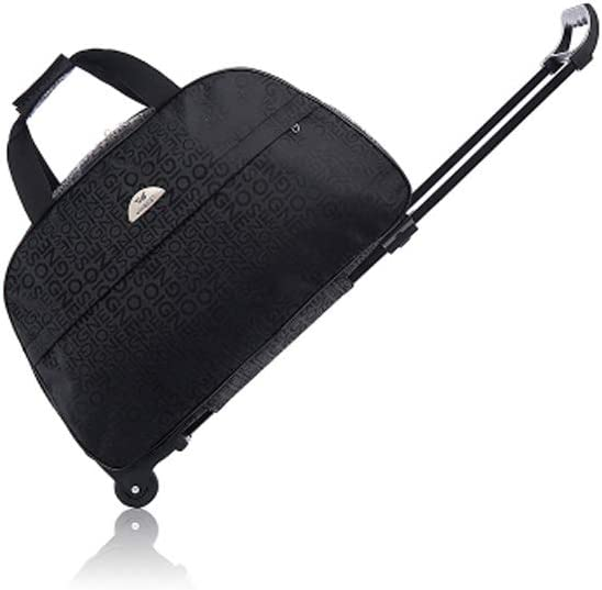 Suitcase,Handbag Soft Bag Travel Storage Bag Travel case Bahaowenjuguan Trolley case 20 inches Color : Mickey, Size : 24