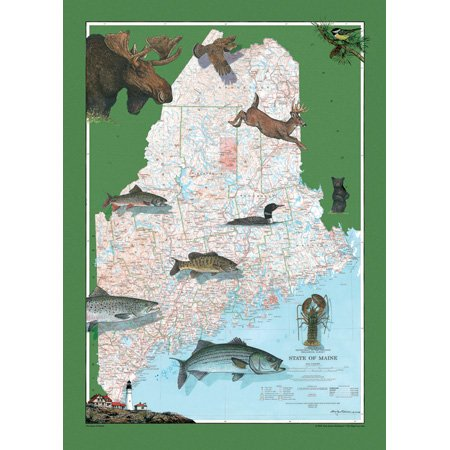 Vacationland Jigsaw Puzzle 1000pc