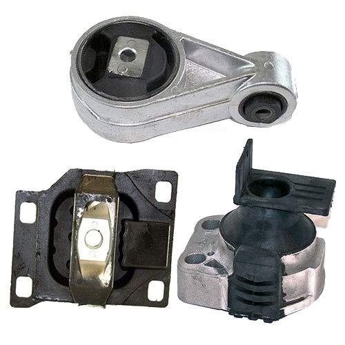 K0169 Fits 2005-2007 FORD FOCUS 2.0L Engine & Trans Mount Set for Auto Transmission 3 PCS : A5312, A2939, A2986