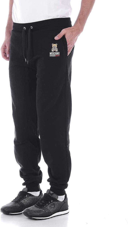 Moschino Underwear A 4205 8104 Pantalones de chándal Hombre S ...