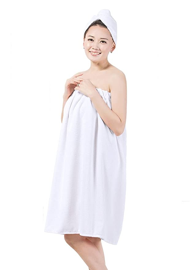 Photos of sexy women wearing towels