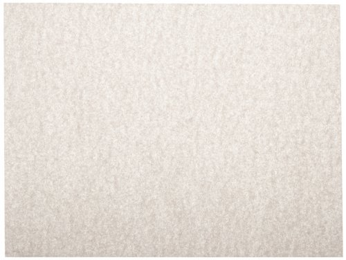 Sax Plain White Newsprint Newspaper - 9 x 12 - Pack of 500 Sheets - White by Sax by School Specialty