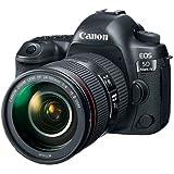 Canon EOS 5D Mark IV with EF 24-105mm f/4L IS II USM Lens - Special Promotional Bundle