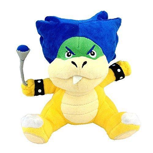 Generic Ludwig Von Koopa Super Mario Bros Character Plush Toy Koopalings Stuffed Animal Soft Doll Figure 7