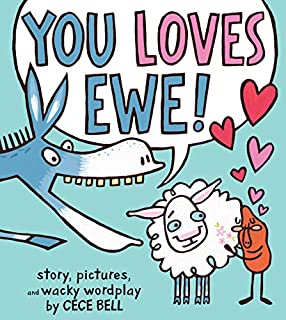 Book Cover: You Loves Ewe!