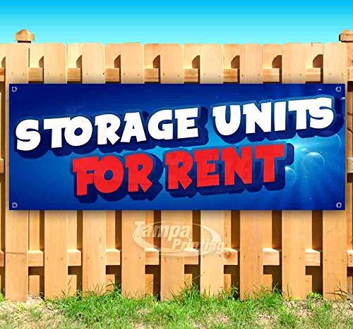Unidades de almacenamiento para alquiler 13 oz cartel de ...