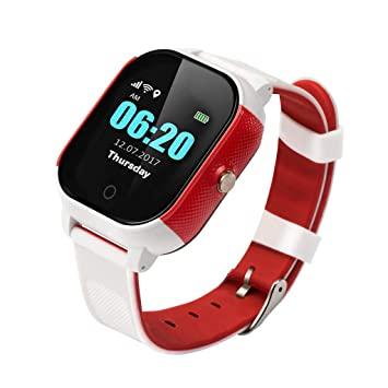 KLAYL Reloj Inteligente Ritmo cardíaco Smartwatch Zeblaze ...