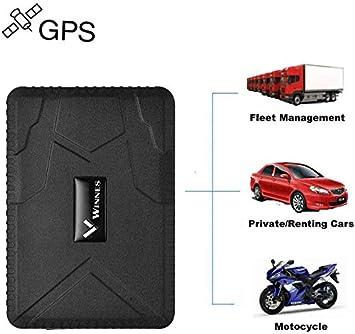 Winnes TK915 Rastreador GPS Coche Tiempo de Encendido 120 Días ...