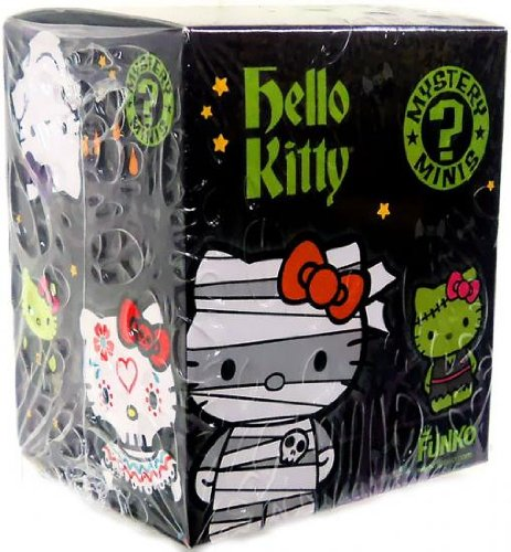 Funko Hello Kitty HALLOWEEN Mini Vinyl Figure Mystery PACK [1 Random (Hello Kitty Pop)