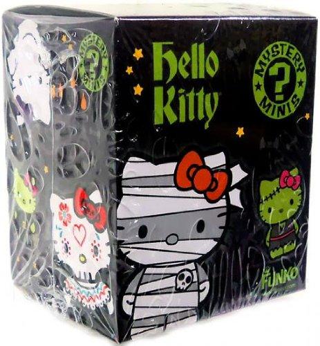 Funko Hello Kitty HALLOWEEN Mini Vinyl Figure Mystery PACK [1 Random (Hello Kitty Pop)
